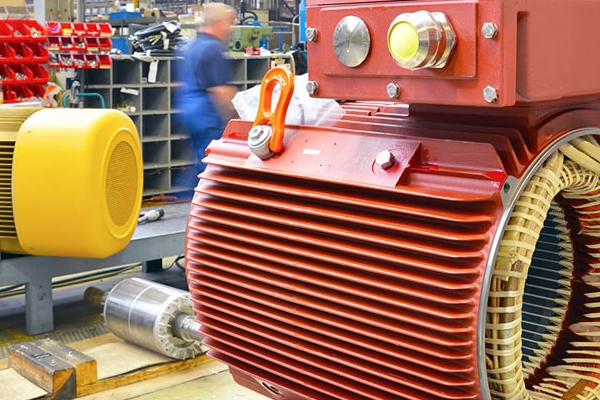 ELECTRIC MOTORS ENGINEERING AND DRIVE TECHNOLOGY